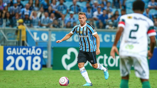 Barcelona chi 40 triệu euro cho sao trẻ của Brazil - Ảnh 1.