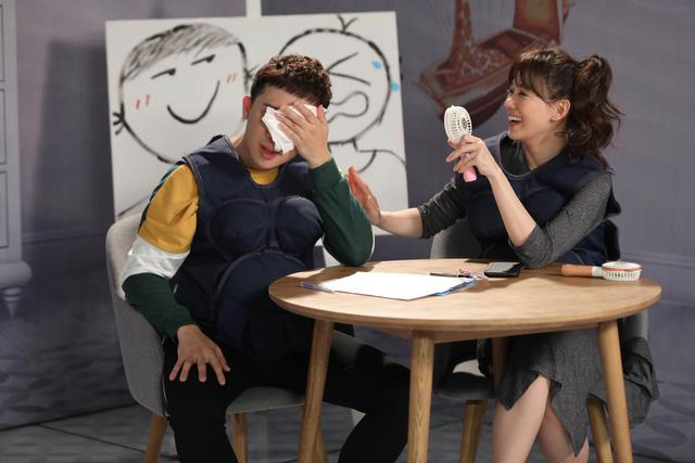 Trấn Thành ôm mặt lau nước mắt khi nhắc về bố trên sóng truyền hình - Ảnh 5.