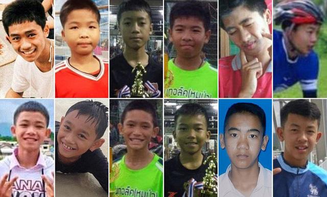 Người dân Thái Lan ăn mừng kỳ tích chiến dịch giải cứu đội bóng nhí - Ảnh 5.