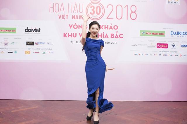Không chỉ xinh đẹp, dàn thí sinh Hoa hậu Việt Nam 2018 còn vô cùng tài năng - Ảnh 1.