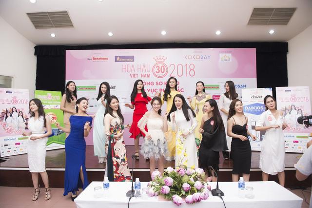 Không chỉ xinh đẹp, dàn thí sinh Hoa hậu Việt Nam 2018 còn vô cùng tài năng - Ảnh 2.