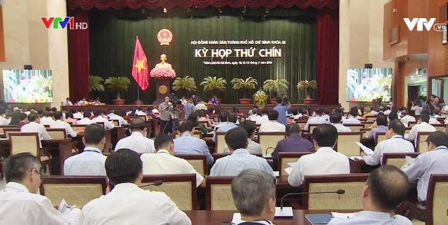 Kỳ họp thứ 9 HĐND TP.HCM: Sẽ chất vấn trực tiếp vấn nạn ô nhiễm, ngập nước - Ảnh 1.
