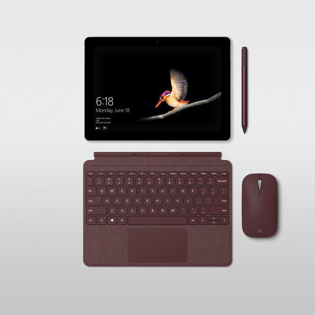 Surface Go - Đối thủ cạnh tranh của iPad và Galaxy Book đã chính thức trình làng - Ảnh 1.