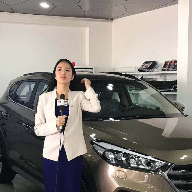 Cận cảnh nhan sắc BTV của VTV lọt Chung khảo Hoa hậu Việt Nam 2018 - Ảnh 10.
