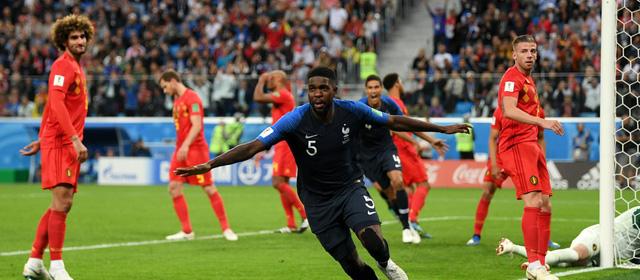 Chấm điểm Pháp 1-0 Bỉ: Giroud vô duyên nhưng đã có Umtiti, Pogba, Mbappe! - Ảnh 2.