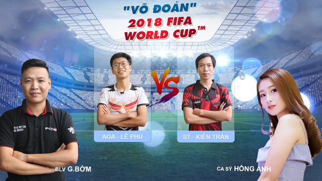 TRỰC TIẾP Bán kết World Cup: Croatia - Anh cùng Võ đoán 2018 FIFA World Cup™ - Ảnh 1.
