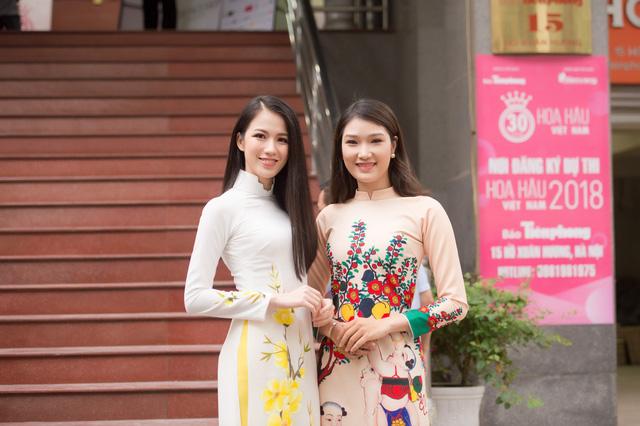 Cận cảnh nhan sắc BTV của VTV lọt Chung khảo Hoa hậu Việt Nam 2018 - Ảnh 3.