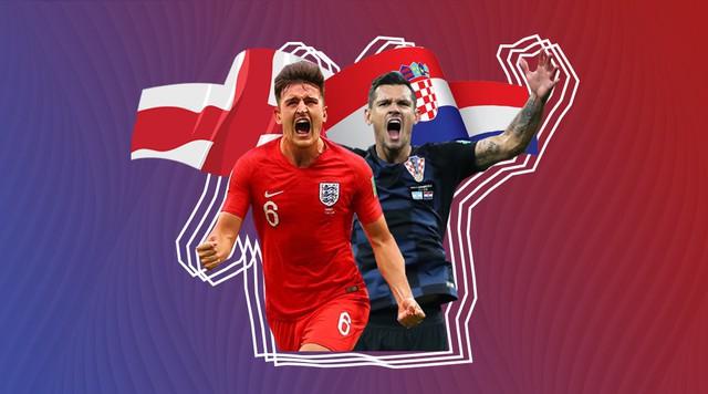 Bán kết World Cup 2018, Croatia – Anh: Lịch sử sẽ gọi tên ai?! (1h00 ngày 12/7 trực tiếp trên kênh VTV3) - Ảnh 2.