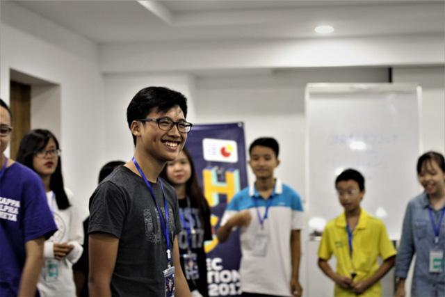 Trại hè khởi nghiệp HAEC Inception Camp 2018 cho học sinh, sinh viên - Ảnh 2.
