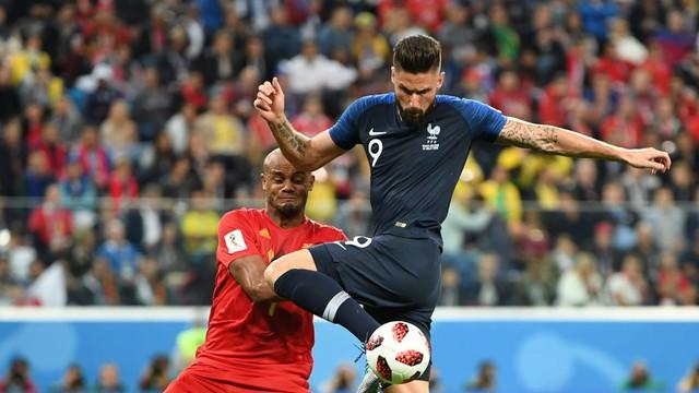 Chấm điểm Pháp 1-0 Bỉ: Giroud vô duyên nhưng đã có Umtiti, Pogba, Mbappe! - Ảnh 5.