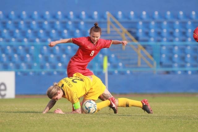 Thua U20 Australia 2-4, Việt Nam gặp lại Myanmar ở trận tranh HCĐ AFF Cup nữ 2018 - Ảnh 1.