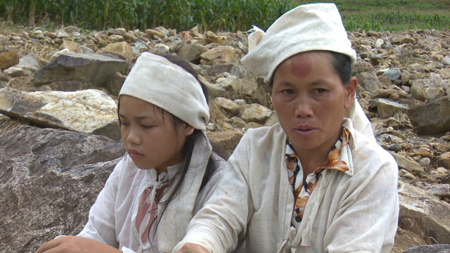 Những thiệt hại nặng nề của người dân Lai Châu sau mưa lũ - Ảnh 1.