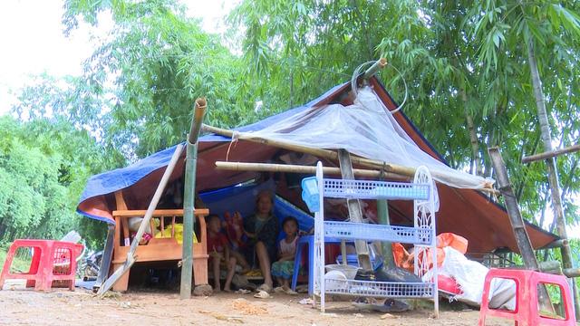 Những thiệt hại nặng nề của người dân Lai Châu sau mưa lũ - Ảnh 4.