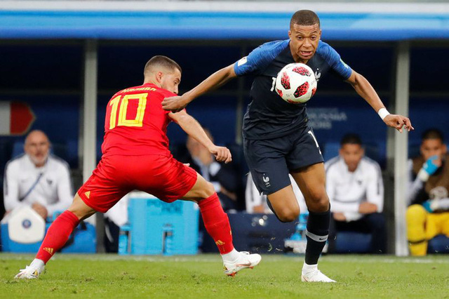 Chấm điểm Pháp 1-0 Bỉ: Giroud vô duyên nhưng đã có Umtiti, Pogba, Mbappe! - Ảnh 4.