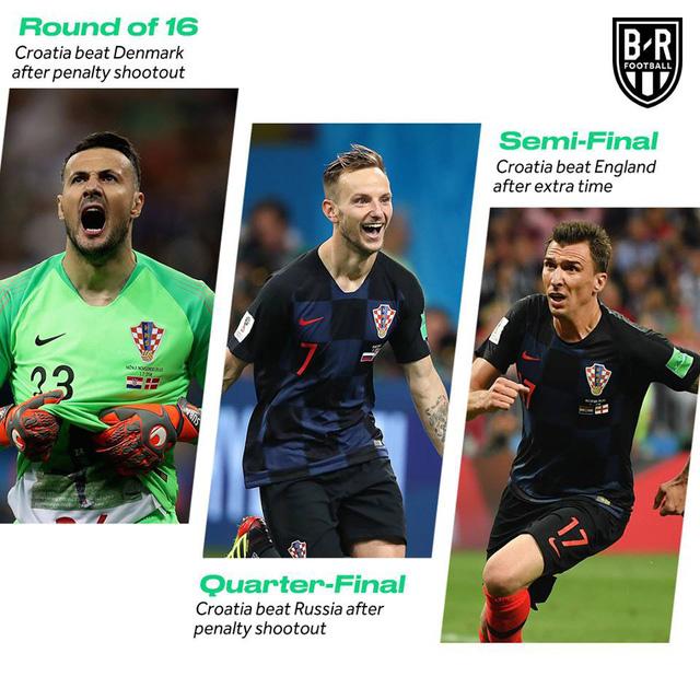Giành quyền vào chung kết, Luka Modric xát muối vào thất bại của tuyển Anh - Ảnh 1.