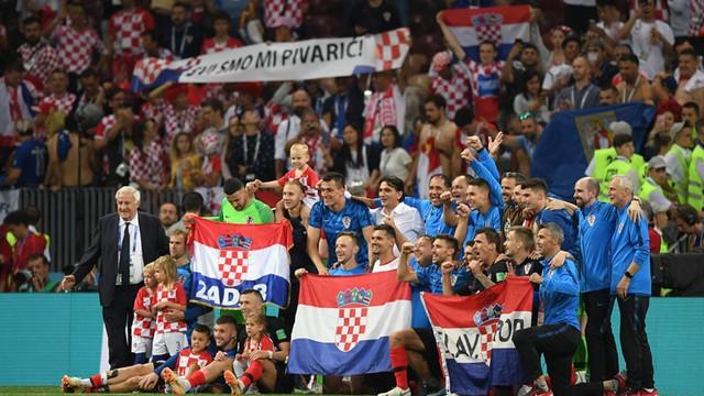 Giành quyền vào chung kết, Luka Modric xát muối vào thất bại của tuyển Anh - Ảnh 2.