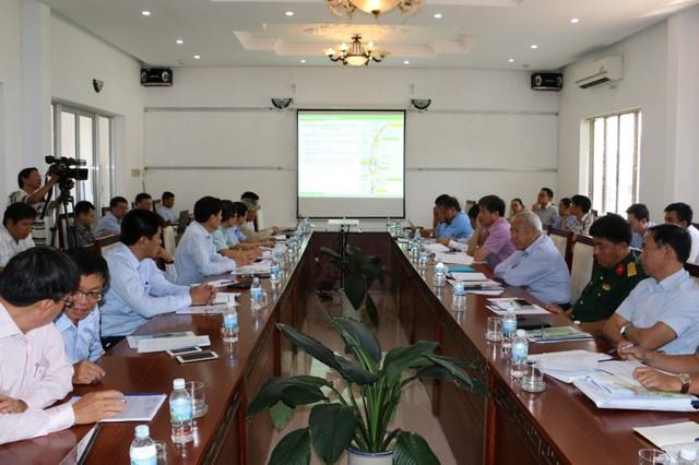 Thống nhất phương án triển khai hướng tuyến Đường sắt tốc độ cao Bắc-Nam đoạn Khánh Hòa - Ảnh 1.