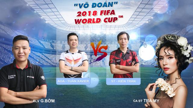 Đón xem Võ đoán 2018 FIFA World Cup™ số đặc biệt (21h, VTV.vn) - Ảnh 1.