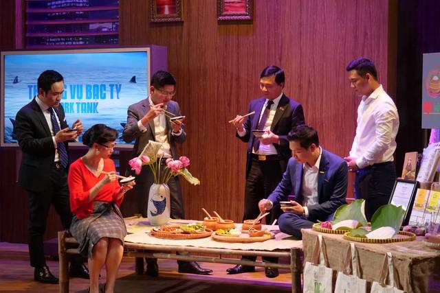 Shark Tank Việt Nam: Startup nông sản hữu cơ lội ngược dòng vào phút chót - Ảnh 1.