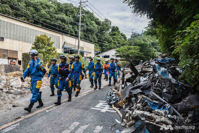 199 người thiệt mạng trong đợt mưa lũ tại Nhật Bản - Ảnh 3.