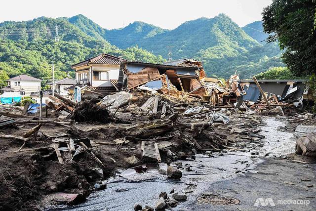 199 người thiệt mạng trong đợt mưa lũ tại Nhật Bản - Ảnh 5.
