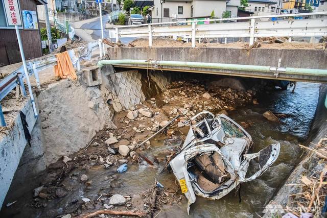 199 người thiệt mạng trong đợt mưa lũ tại Nhật Bản - Ảnh 7.