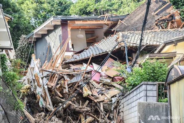 199 người thiệt mạng trong đợt mưa lũ tại Nhật Bản - Ảnh 8.