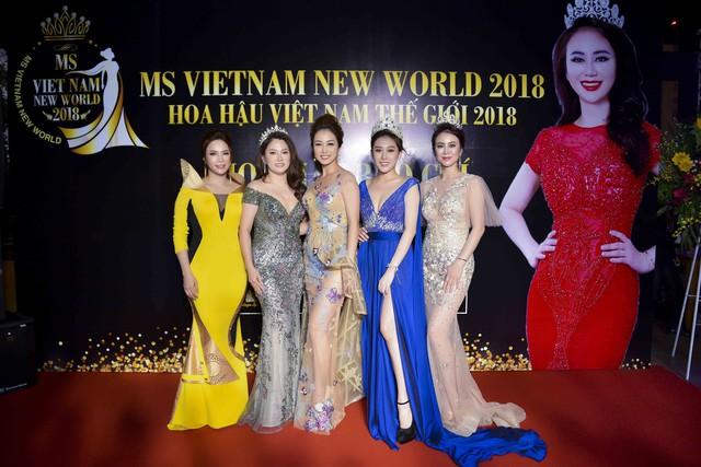 Jenifer Phạm làm giám khảo Hoa hậu Việt Nam Thế giới 2018 - Ảnh 2.
