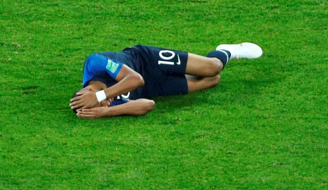 Kylian Mbappe chế nhạo thất bại của tuyển Anh tại bán kết - Ảnh 2.