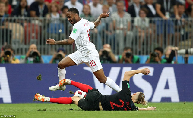 Chấm điểm ĐT Anh 1-2 ĐT Croatia (AET): Perisic là chìa khóa mở cánh cửa lịch sử - Ảnh 8.