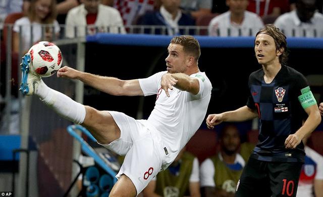 Chấm điểm ĐT Anh 1-2 ĐT Croatia (AET): Perisic là chìa khóa mở cánh cửa lịch sử - Ảnh 7.