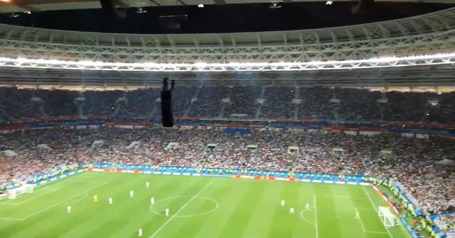 Trong lúc ĐT Croatia ăn mừng bàn thắng vàng, ĐT Anh đã có quyết định táo bạo thế này - Ảnh 3.