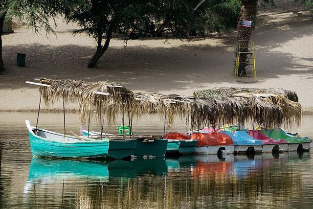 Thị trấn đầy ắp nước nằm giữa sa mạc khô cằn nhất thế giới - ảnh 12