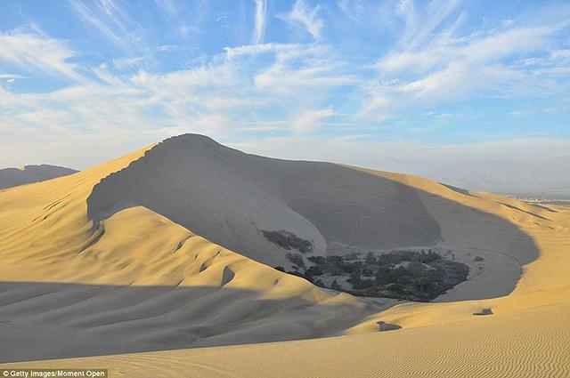 Thị trấn đầy ắp nước nằm giữa sa mạc khô cằn nhất thế giới - ảnh 7