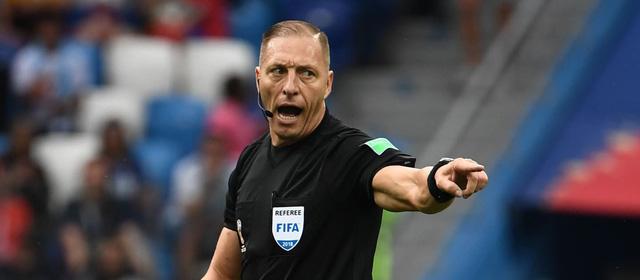 Công bố trọng tài bắt chính chung kết World Cup 2018 - Ảnh 1.