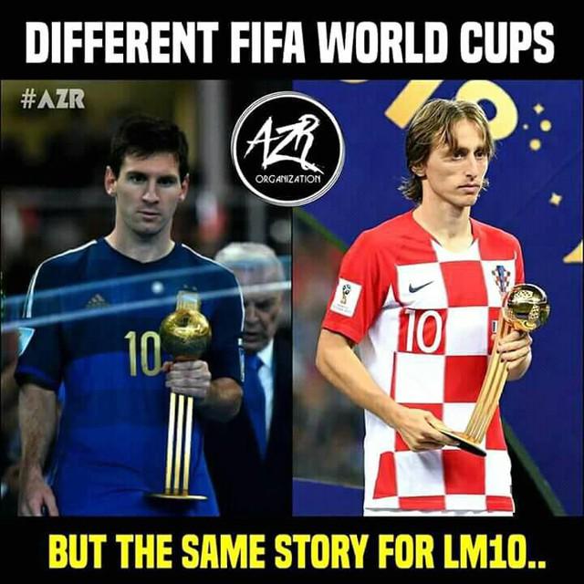 Ảnh chế chung kết FIFA World Cup™ 2018: VAR mới là cầu thủ xuất sắc nhất - Ảnh 4.