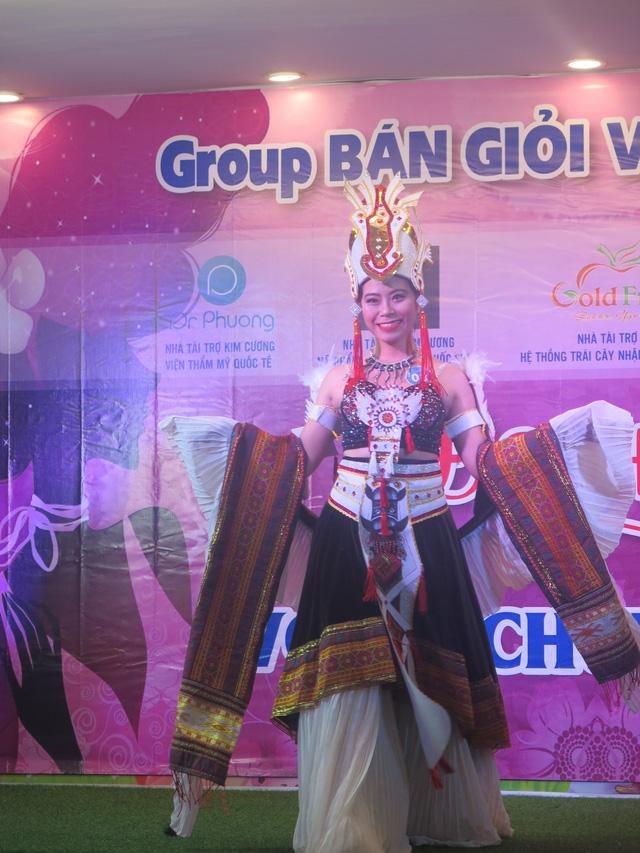 Độc đáo cuộc thi Đẹp bất chấp tổ chức tại Hà Nội - Ảnh 3.