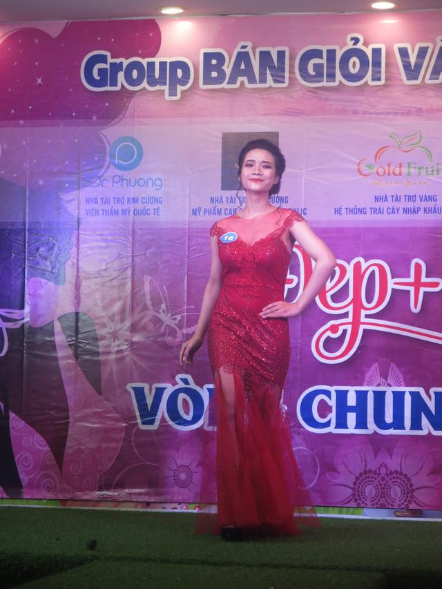 Độc đáo cuộc thi Đẹp bất chấp tổ chức tại Hà Nội - Ảnh 4.