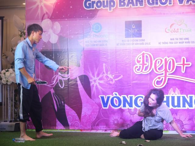 Độc đáo cuộc thi Đẹp bất chấp tổ chức tại Hà Nội - Ảnh 7.