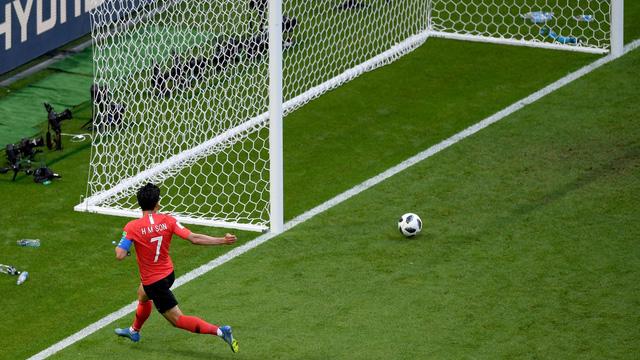 Những khoảnh khắc không thể nào quên của FIFA World Cup™ 2018: Từ siêu phẩm của Ronaldo đến cúp vàng của ĐT Pháp - Ảnh 12.