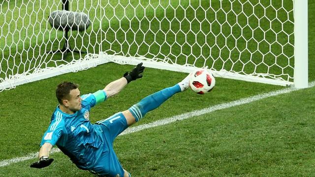 Những khoảnh khắc không thể nào quên của FIFA World Cup™ 2018: Từ siêu phẩm của Ronaldo đến cúp vàng của ĐT Pháp - Ảnh 13.