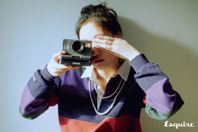 Kim Go Eun tự tin khoe mặt mộc trong bộ ảnh mới - Ảnh 11.