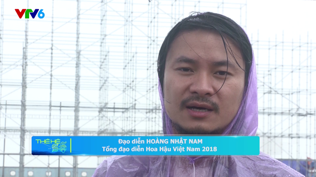 Công tác chuẩn bị sân khấu Chung khảo phía Bắc Hoa Hậu Việt Nam 2018 - Ảnh 2.
