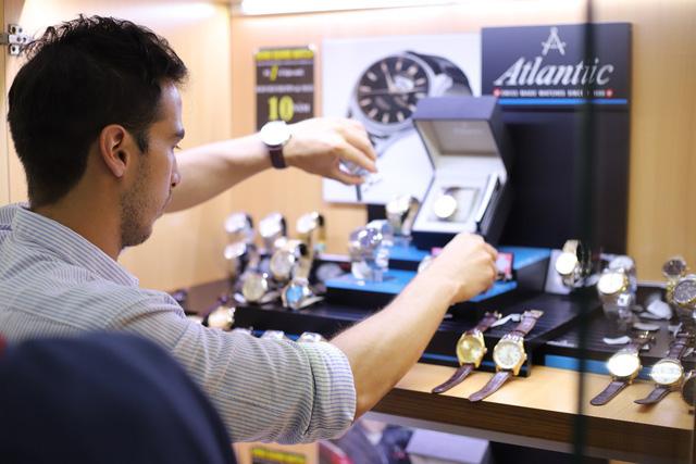 Đồng hồ Atlantic khẳng định đẳng cấp tại thị trường Việt Nam - Ảnh 3.