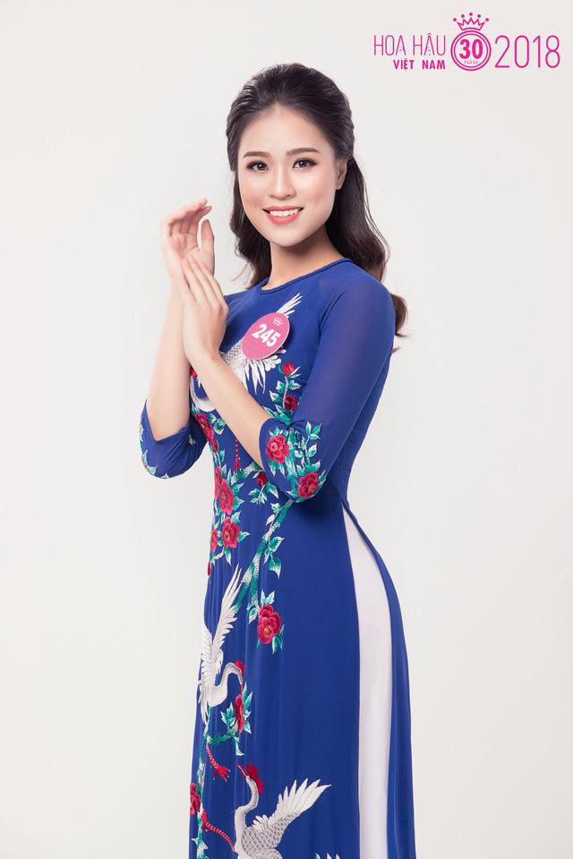 Ngắm nhan sắc 25 thí sinh đại diện phía Bắc lọt vào chung kết toàn quốc Hoa hậu Việt Nam 2018 - Ảnh 14.
