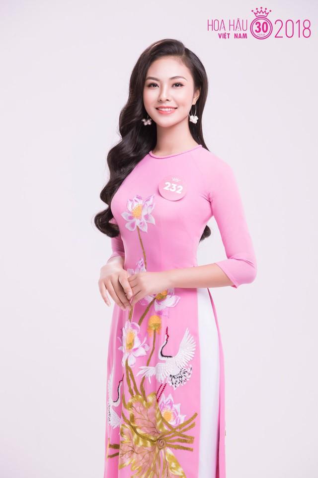 Ngắm nhan sắc 25 thí sinh đại diện phía Bắc lọt vào chung kết toàn quốc Hoa hậu Việt Nam 2018 - Ảnh 13.