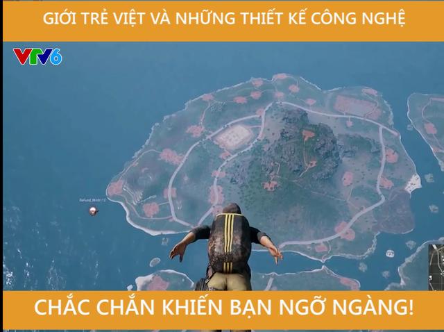Người trẻ Việt và những thiết kế công nghệ khiến bạn ngỡ ngàng! - Ảnh 2.