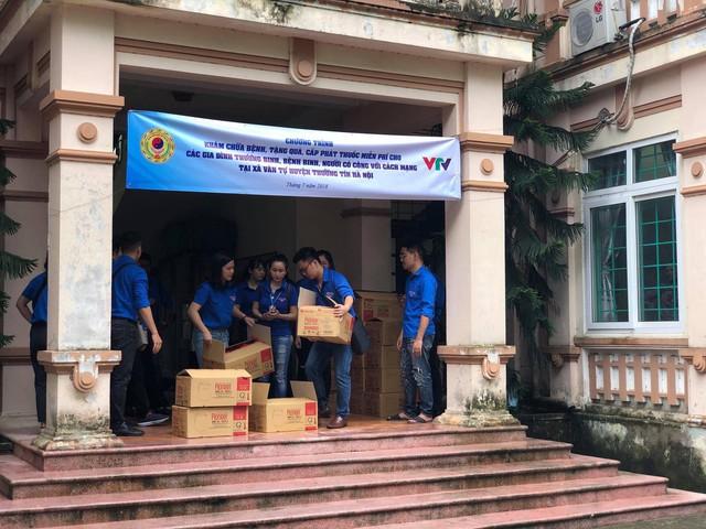 Quỹ Tấm lòng Việt và hoạt động ý nghĩa nhân ngày Thương binh liệt sĩ - Ảnh 5.