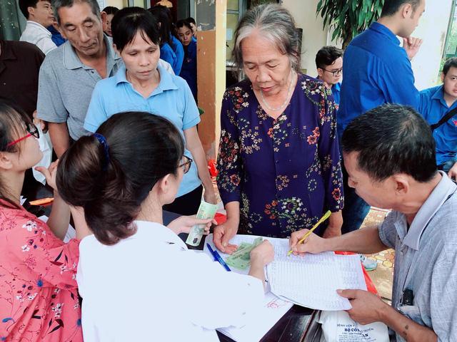 Quỹ Tấm lòng Việt và hoạt động ý nghĩa nhân ngày Thương binh liệt sĩ - Ảnh 6.