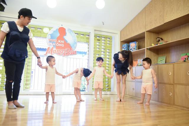 Khi đàn ông mang bầu: Song Giang giành chiến thắng, Trấn Thành cho rằng do trời thương - Ảnh 5.